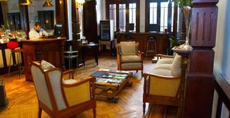 Hostel Casaltura - Santiago - Lounge