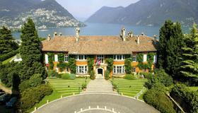 Villa Principe Leopoldo - Lugano - Edificio