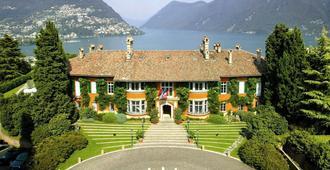 Villa Principe Leopoldo - Lugano - Bâtiment