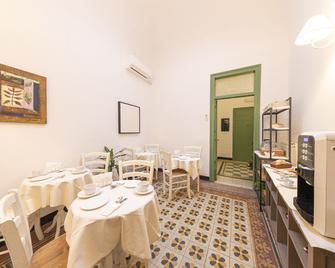 Palazzo Villelmi - Cefalú - Restaurante