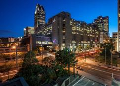 Hotel Bonaventure Montreal - Montreal - Widok na zewnątrz