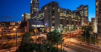 Hotel Bonaventure Montreal - Montreal - Outdoor view