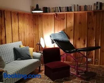 Le temps des cigognes - Barr - Living room
