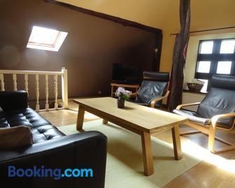 Le Héron - Houffalize - Living room