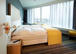 Ghotel Hotel & Living Würzburg - וירצבורג - חדר שינה