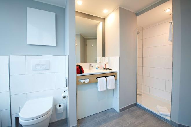 Ghotel Hotel & Living Würzburg - Wurzburg - Bathroom