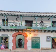 Hospederia La Roca La Plaza Principal