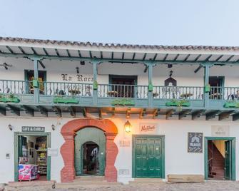 Hospederia La Roca La Plaza Principal - Villa de Leyva - Κτίριο