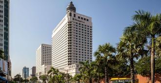 Sule Shangri-La Yangon - Rangun - Gebäude