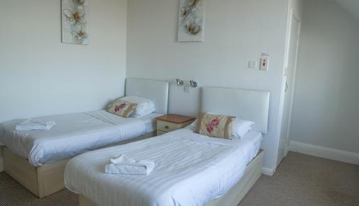 The Sea Princess - Great Yarmouth - Bedroom