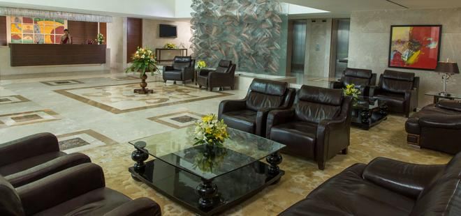Radisson Blu Hotel Ahmedabad - Ahmedabad - Lobby