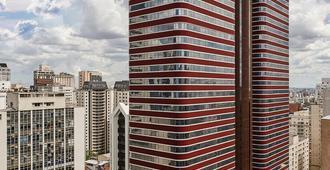 Renaissance São Paulo Hotel - São Paulo - Gebäude