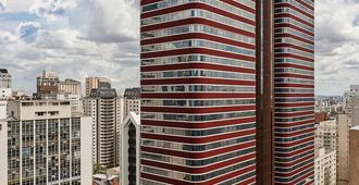 Renaissance São Paulo Hotel - São Paulo - Edifício