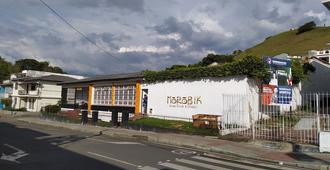 Morobik Hostal Popayán - Popayán - Edificio