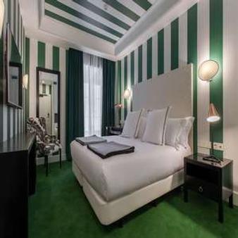 Room Mate Valeria - Málaga - Bedroom