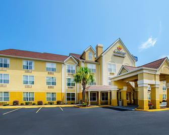 Comfort Inn & Suites - Santee - Gebouw
