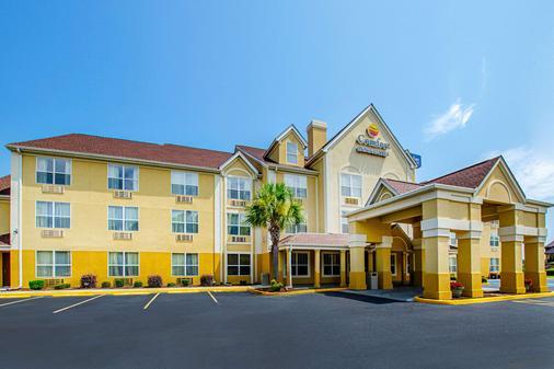 Comfort Inn & Suites - Santee - Building