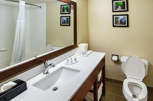 Comfort Inn & Suites - Santee - Bathroom