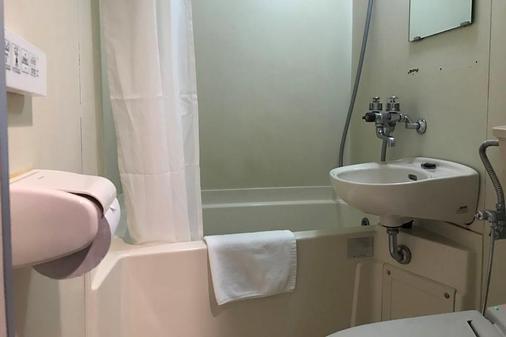 Flexstay Inn Nakanobu - Tokyo - Phòng tắm