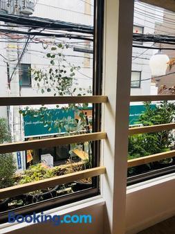 2no Home & Park - Kobe - Balcony