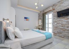 Dimitra - Naxos - Bedroom
