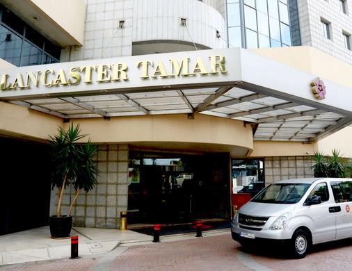 Lancaster Tamar Hotel - Beirut - Toà nhà