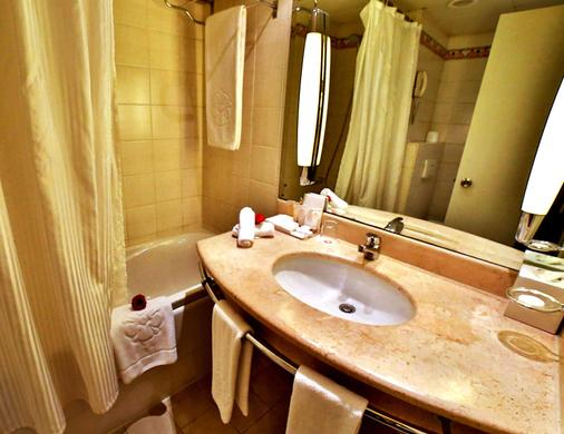 Lancaster Tamar Hotel - Beirut - Phòng tắm
