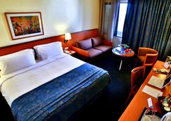 Lancaster Tamar Hotel - Beirut - Phòng ngủ