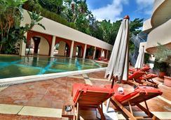 Lancaster Tamar Hotel - Beirut - Bể bơi