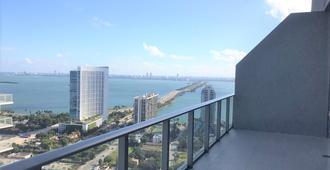 Midtown Miami Residences - Miami - Balcony