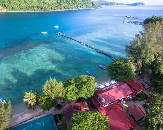The Barat Perhentian Beach Resort - Kuala Besut - Außenansicht