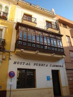Hostal Puerta Carmona - Sevilla - Building