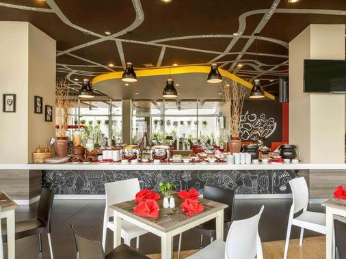 泗水市中心宜必思酒店 - 泗水 - 泗水 - 餐廳