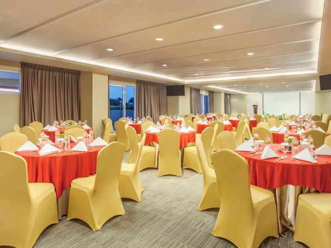泗水市中心宜必思酒店 - 泗水 - 泗水 - 宴會廳