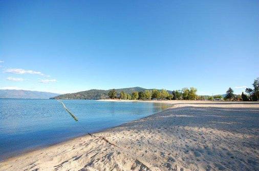 Best Western Edgewater Resort - Sandpoint - Beach