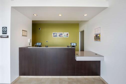 Studio 6 Sparks - Nv Tahoe Reno Industrial Center - Sparks - Rezeption
