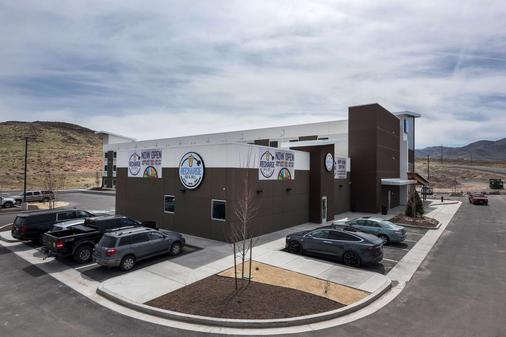 Studio 6 Sparks - Nv Tahoe Reno Industrial Center - Sparks - Gebäude