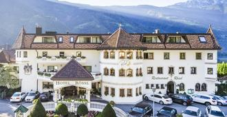 Hotel Rössl - Rablà - Bâtiment