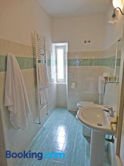 Il Palazzo - Scanno - Bathroom