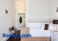 施特拉爾松德酒店 - 斯特拉爾松 - 施特拉爾松德 - 臥室