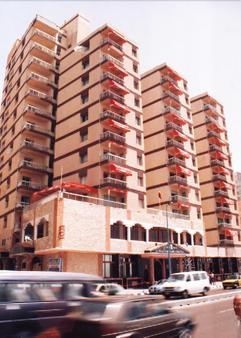 阿薩弗雷公寓酒店 - 亞歷山德利亞 - 亞歷山大 - 建築
