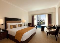 馬卡迪費爾蒙酒店 - 馬卡蒂 - 臥室