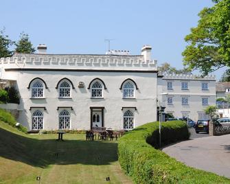 Royal Glen - Sidmouth - Gebouw
