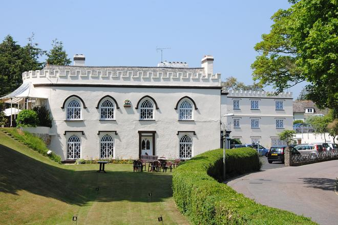 Royal Glen Hotel - Sidmouth - Edificio