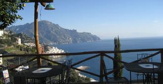 Villa Rina - Amalfi - Edifício