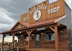 Drift Lodge & Fly Shop - Island Park - Building