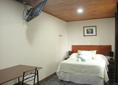 蒙特維多森林民宿 - 蒙特沃德 - 臥室