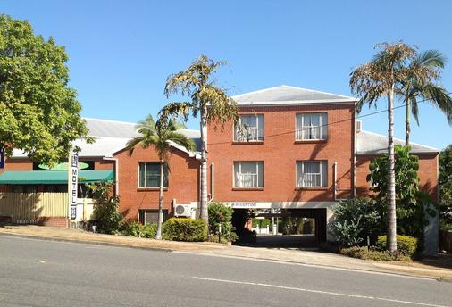 Greenslopes Motor Inn - Brisbane - Building