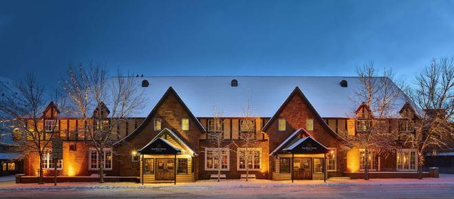 The Wort Hotel - Jackson - Rakennus
