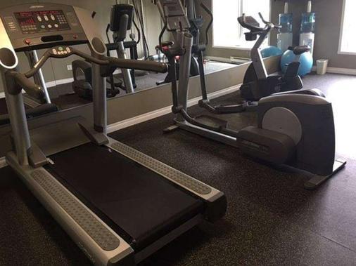 Hotel Brossard - Brossard - Fitnessbereich
